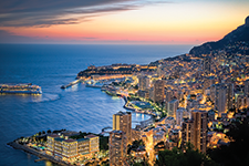 Monaco,   Principality On The Cote D'Azur - AMURA