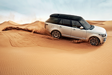 Land Rover, All Luxury Adventure -
