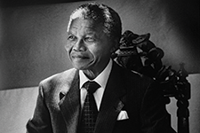 Madiba Mandela, The leader who embarked in a path to liberty  - AMURA